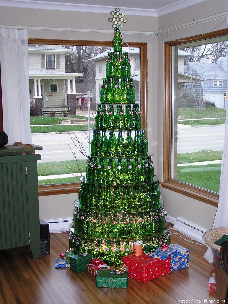 Christmas tree oh christmas tree pasty muncher christmas tree bottles publicscrutiny Gallery
