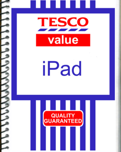 tesco value ipad