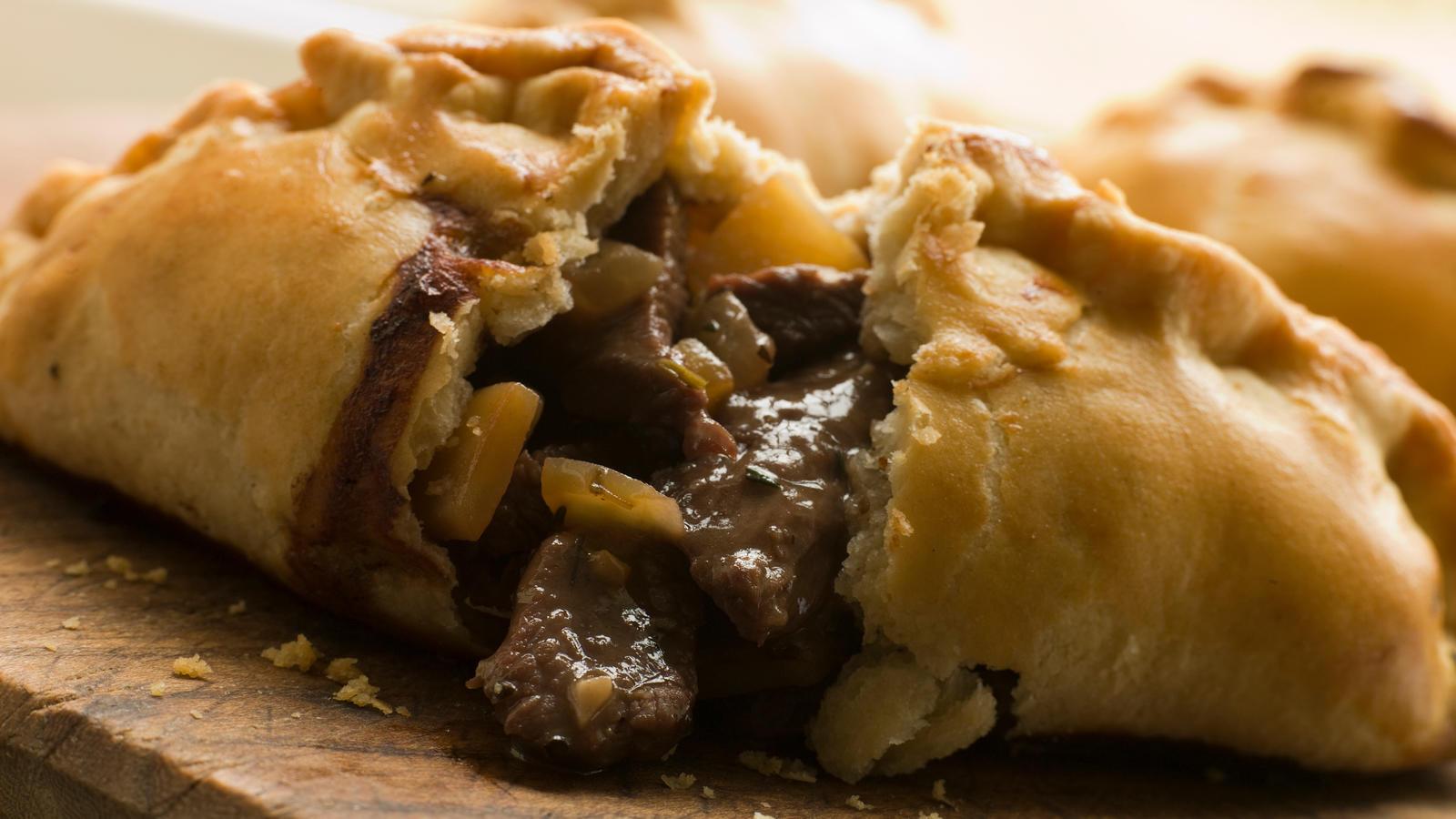 Real Cornish Pasty